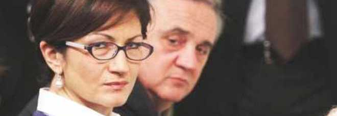 I ministri Gelmini e Sacconi