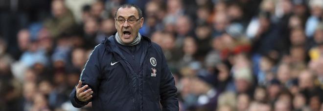 Sarri, la Premier è un incubo! Il City rifila sei gol al suo Chelsea