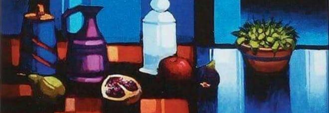 dipinto di Enrico Bonè