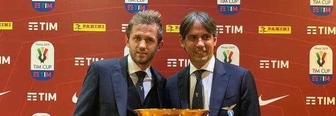 Lazio, Inzaghi vuole la Coppa Italia:  «Vogliamo vincere nel nostro stadio»