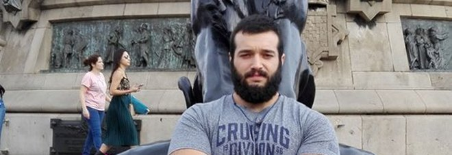 Strongman, il fanese Raffaele Lotito è l'uomo più forte d'Italia