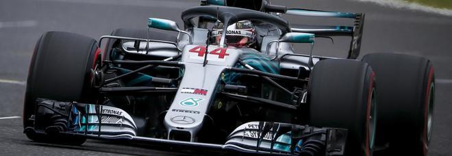Hamilton re a Suzuka, Vettel disastroso: è 9°