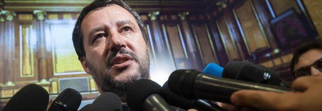 Salvini: «Sì alla prescrizione, ma tempi certi per i processi»