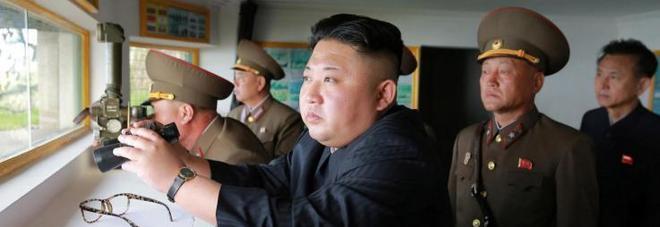 Pyongyang: «Pronti a colpire Guam tra cinque giorni con 4 missili»