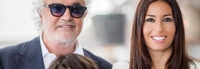 Elisabetta Gregoraci e Flavio Briatore  di nuovo insieme per un motivo speciale: «Auguri amore mio»