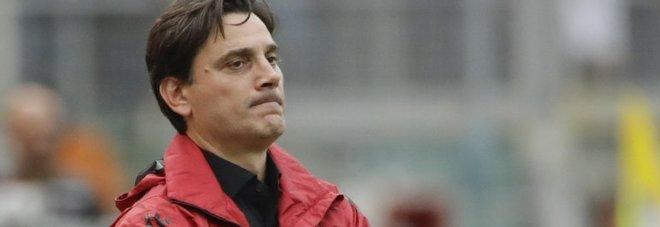 Montella: «Non siamo ancora squadra: brutta sconfitta che ci servirà»