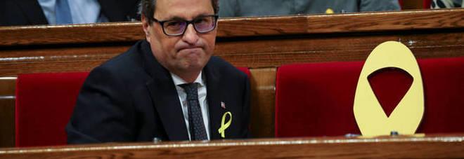 Quim Torra, nuovo governatore della Catalogna