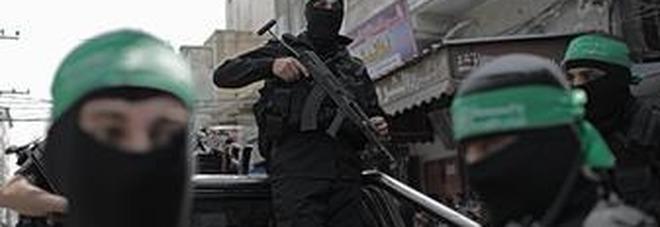 Agenti delle brigate al Qassam