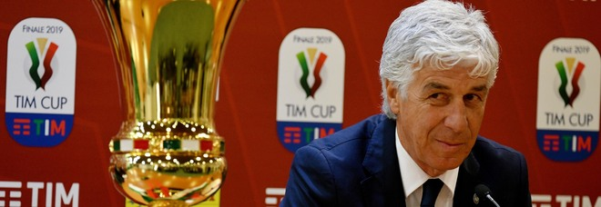 Coppa Italia, Gasperini: «Sarà comunque un successo». Gomez: «Se vinciamo, balliamo la Papu dance»