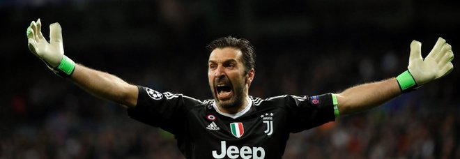Buffon dice addio al calcio? Fissata per giovedì la conferenza stampa