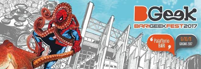 BGeek, record per l'edizione 2017: 20mila visitatori alla kermesse del fumetto
