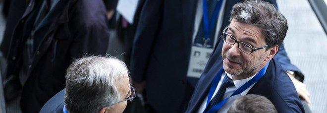 Giorgetti: «Se litigiosità resta così dopo il voto non si può andare avanti»