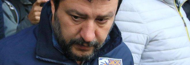 Matteo Salvini in ospedale: «Sospetta colica»