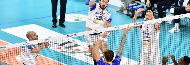 Volley, Milano domani ospita Ravenna mentre Monza va a Padova