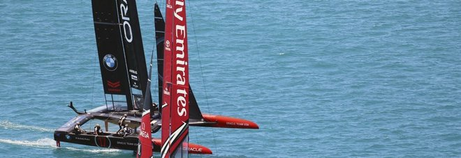 Coppa America. New Zealand vola, Oracle a picco