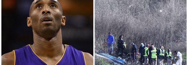 Morte Kobe Bryant, il parere del pilota esperto: «Meteo estremo, non dovevano volare»
