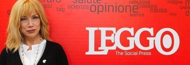 Nancy Brilli risponde su Leggo: «Inutile lamentarsi, imparate a litigare»