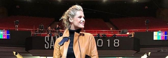 Sanremo 2018, Michelle Hunziker