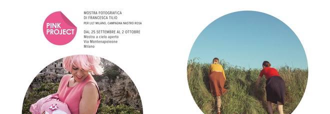 Girls from another planet, un progetto fotografico di Francesca Tilio