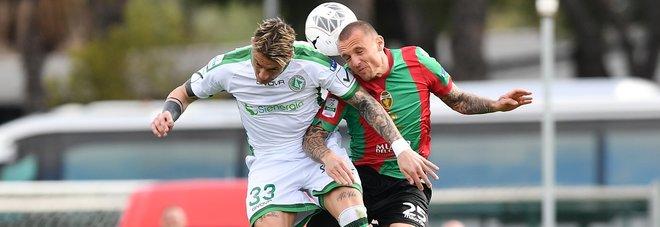 Avellino, figuraccia a Terni: 4-1 Ma Novellino accusa l'arbitro