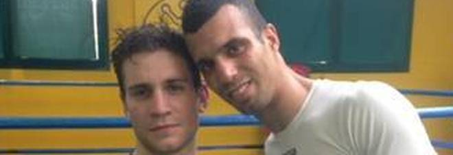 A destra: Sedik Boufrakech