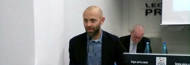 Il presidente del Bassano, Stefano Rosso, confermato consigliere federale
