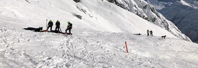Valanga sulle Alpi Orobie, recuperati i tre scialpinisti: uno è grave Mappa