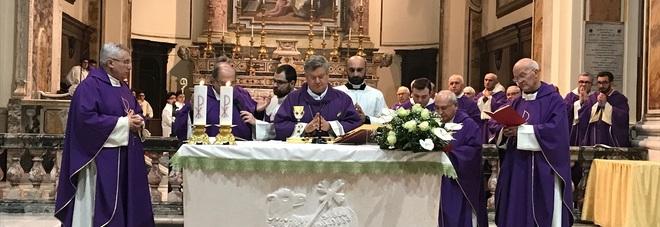 La commemorazione di Don Riboldi in cattedrale