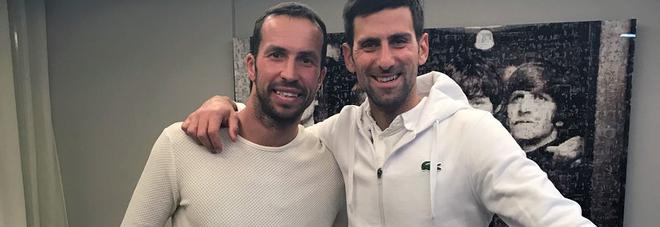 Stepanek è il nuovo coach di Djokovic