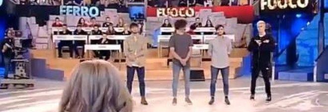 Amici: Vittorio, Nicolas, Filippo e Biondo via,  ecco cosa è successo