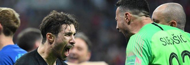 Francia e Croazia in finale: una supersfida inedita e giusta