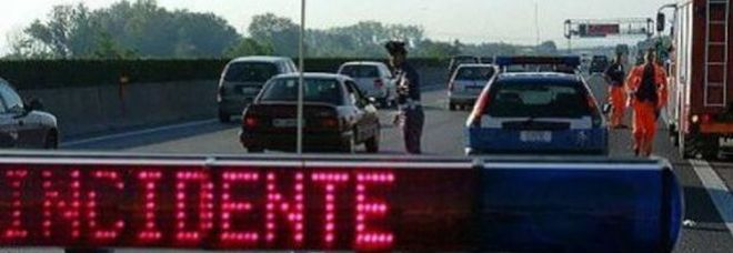 Incidente sulla Roma-Fiumicino, autostrada riaperta in entrambe le direzioni