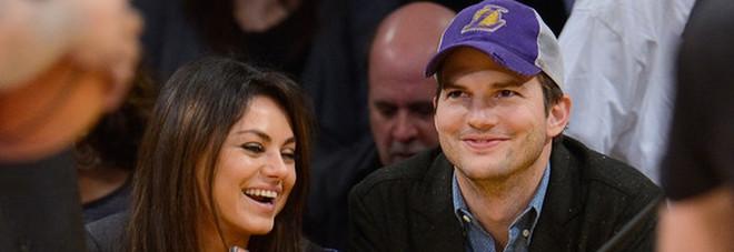 """Ashton Kutcher e Mila Kunis """"tolgono"""" ai loro figli per donare i beni a chi ne ha più bisogno. Anche in Italia boom del testamento solidale"""