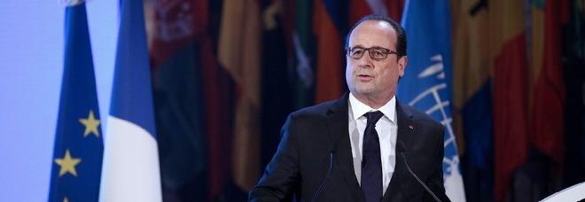 L'Ue: ok assistenza militare alla Francia