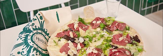 Pidaza, la piadina-pizza romagnola sbarca a Milano
