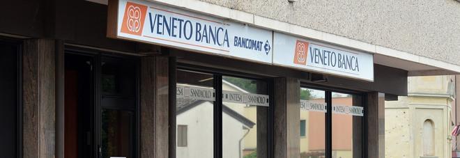 Perse 700mila euro in azioni Veneto Banca. Si presenta per pignorare i titoli bloccati: rimborsato