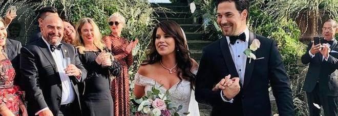 d35c8dd2d24f Matrimonio in Italia per il dottor Andrew De Luca della serie tv