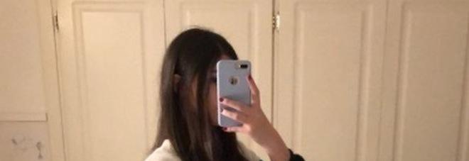 La giovane spagnola che ha postato la foto non si era accorta dell'effetto