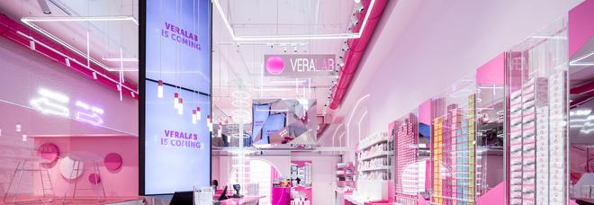 L'Estetista Cinica apre il primo negozio: a Milano il flagship store Veralab