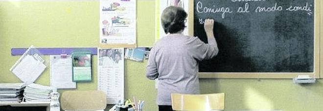Maestra supplente assunta il lunedì e licenziata il martedì. Ogni settimana