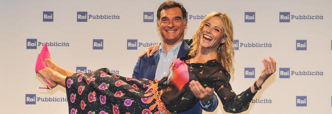 Tiberio Timperi e Francesca Fialdini, nuova avventura insieme dopo La vita in diretta?