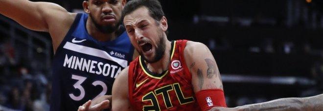 Nba, Belinelli cambia ancora: giocherà con Philadelphia 76ers