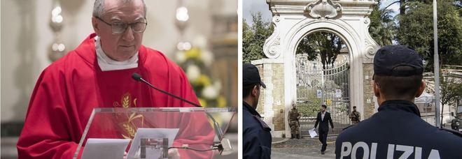 Il cardinale Pietro Parolin