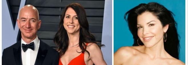 Jeff Bezos, il divorzio è una telenovela: «Vacanze in jet e foto hot all'amante». Alla moglie metà del patrimonio?