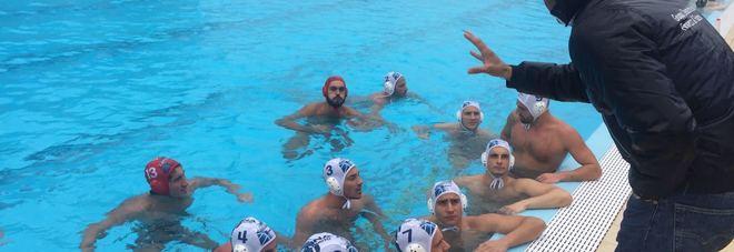 La squadra a rapporto da coach Mirarchi