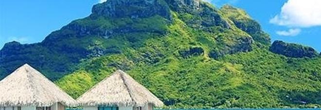 Acque blu e natura incontaminata: benvenuti nel paradiso di Bora Bora