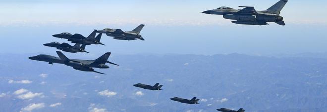 Nordcorea, bombardieri Usa sorvolano la penisola. Pyongyang: «Una provocazione»