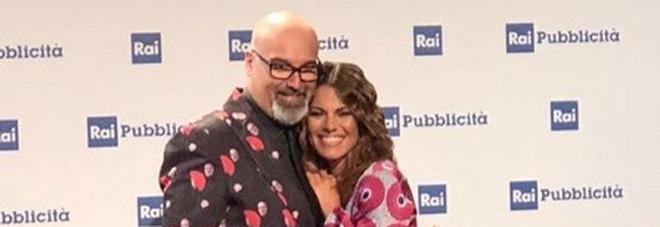 Palinsesti Rai, Giovanni Ciacci e la foto con la nuova conduttrice di Detto fatto: «Benvenuta Bianca Guaccero»