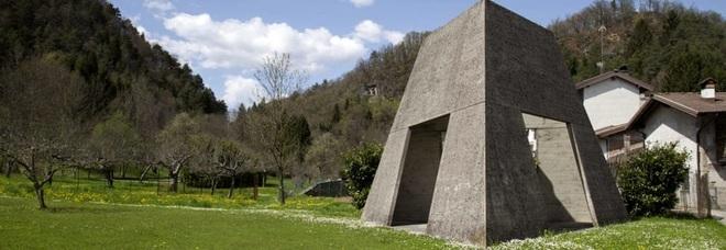 Le opere nel verde della montagna Art Park a Verzegnis: inno alla libertà