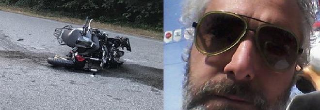 Esce con la sua Honda per fare benzina, Mirco si schianta e muore a 42 anni